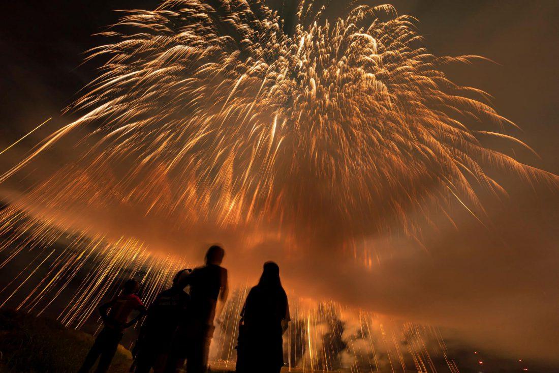 追悼福興花火の画像